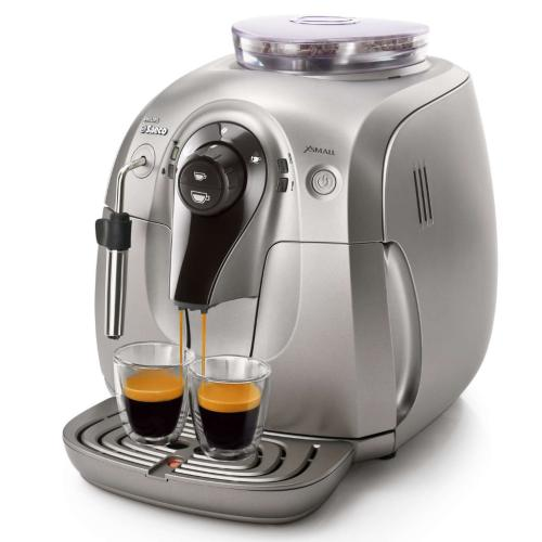 HD8745/57 Xsmall Chrome Super-automatic Espresso Machine