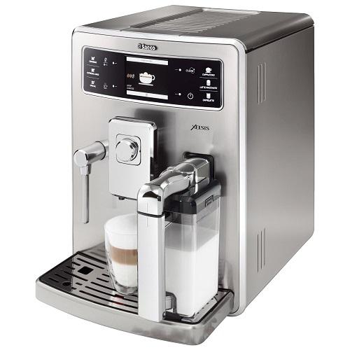 HD8944/47 Automatic Espresso Machine Xelsis Stainless Steel