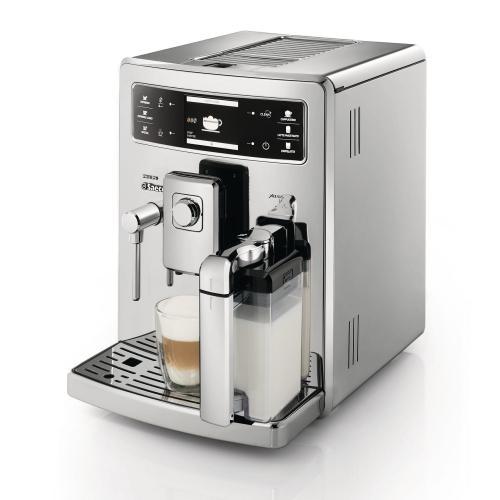 HD8946/47 Automatic Espresso Machine Xelsis Digital Id Mirror Steel