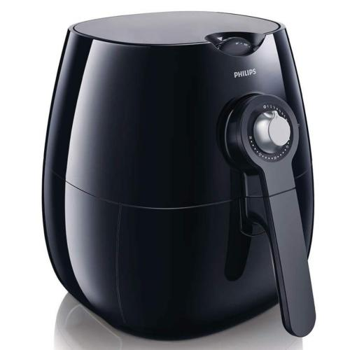 HD9220/26 Philips Black Airfryer