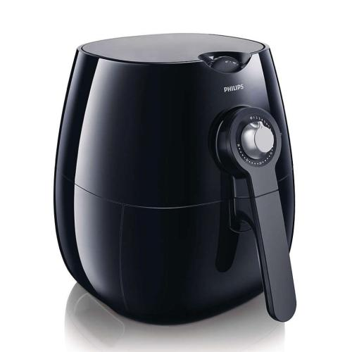 HD9220/26CO Philips Black Airfryer