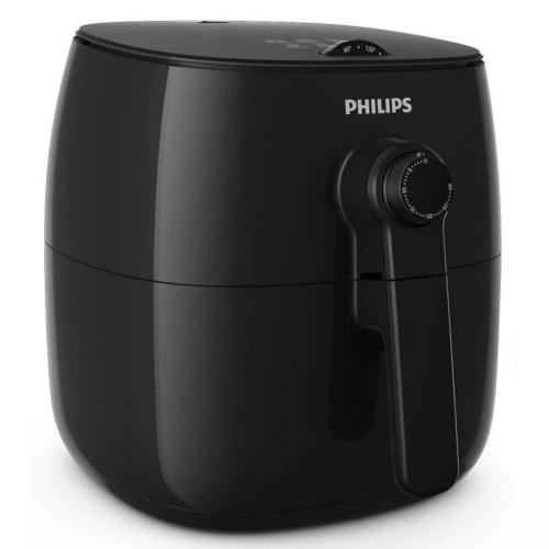 HD9622/96 Viva Collection Airfryer Black
