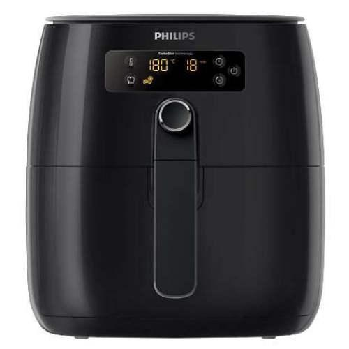HD9641/56 Avance Collection Airfryer Black