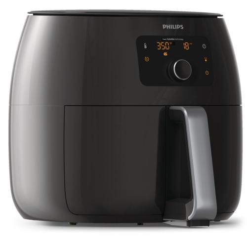 HD9650/96 Xxl Digital Airfryer - Black