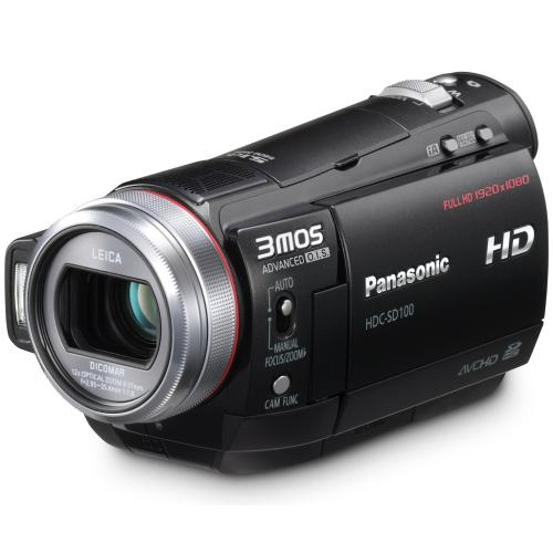 HDCHS100 Hdd Sd Camcorder