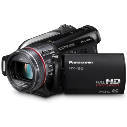 HDCHS300 Hdd Sd Camcorder