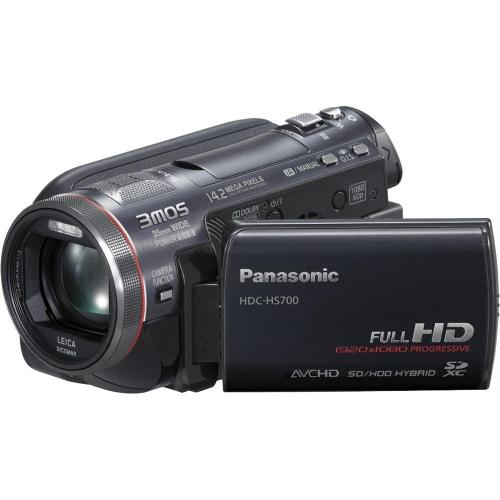 HDCHS700 Hdd Sd Camcorder