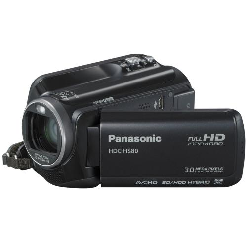 HDCHS80 Hdd Sd Camcorder