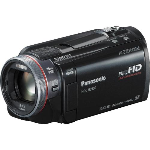 HDCHS900 Hdd Sd Camcorder