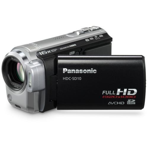 HDCSD10 Hd Sd Camcorder