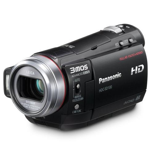 HDCSD100 Hd Sd Camcorder