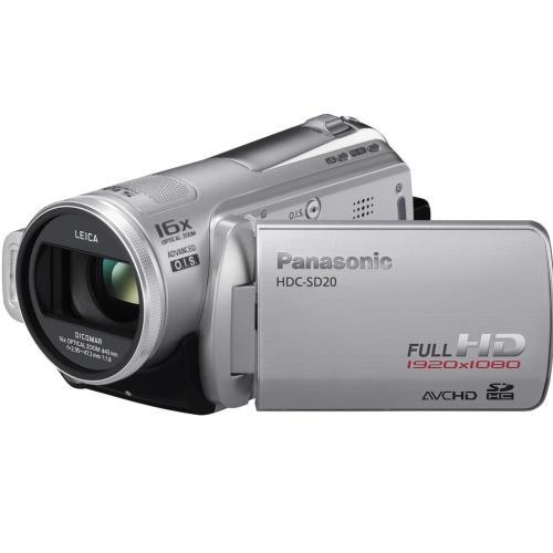 HDCSD20 Hd Sd Camcorder