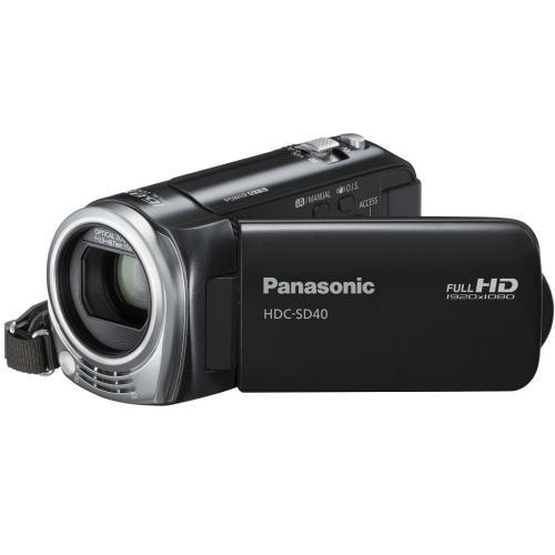 HDCSD40 Hdd Sd Camcorder