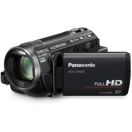 HDCSD600 Hd Sd Camcorder