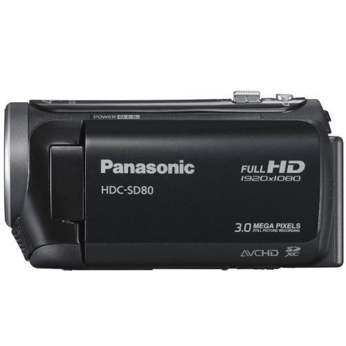 HDCSD80 Hdd Sd Camcorder