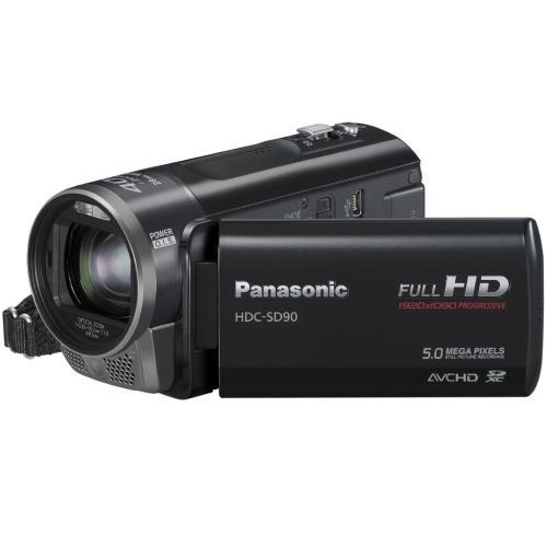 HDCSD90 Hdd Sd Camcorder