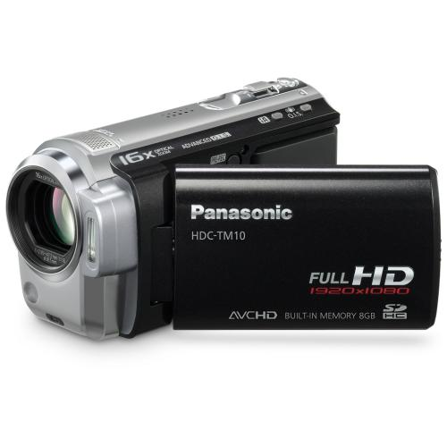 HDCTM10 Hd Sd Camcorder