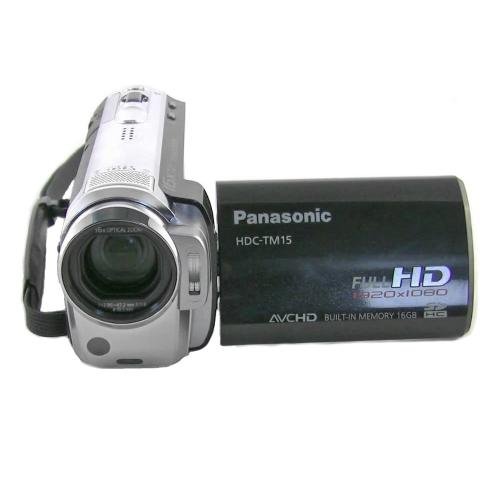 HDCTM15 Hd Sd Camcorder