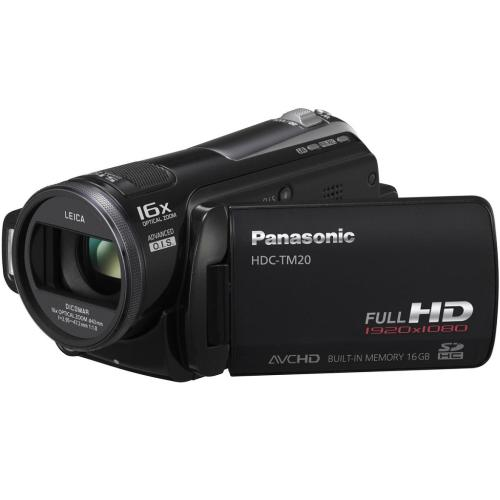 HDCTM20 Hd Sd Camcorder