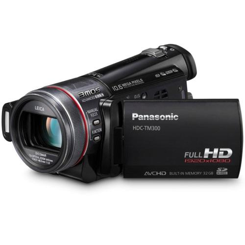 HDCTM300 Hd Sd Camcorder