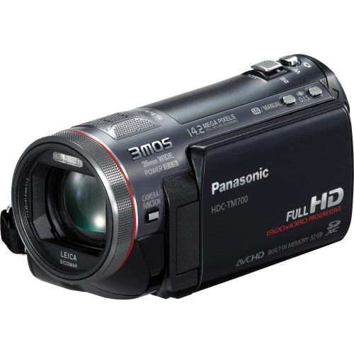 HDCTM700 Sd Camcorder
