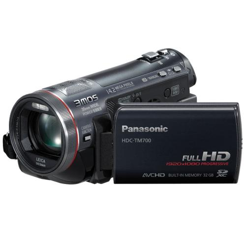 HDCTM700P High Definition Camcorder