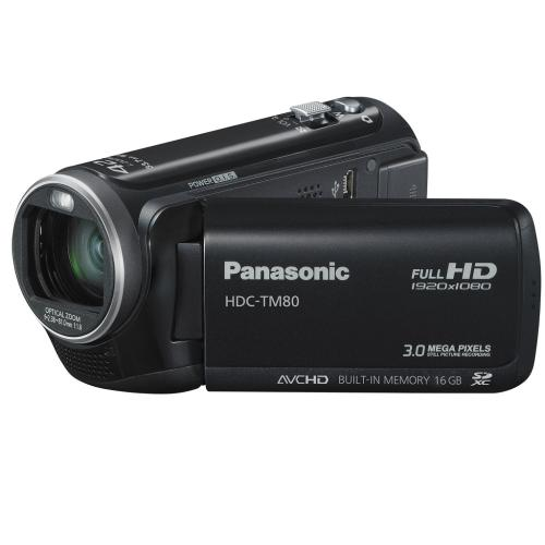 HDCTM80P9 Hdd Sd Camcorder