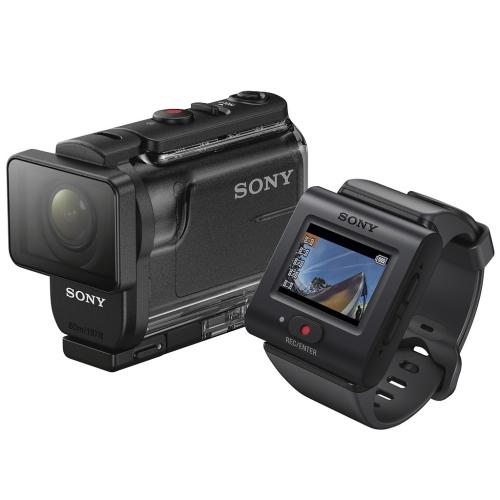 HDRAS50R Full Hd Action Cam With Live View Remote
