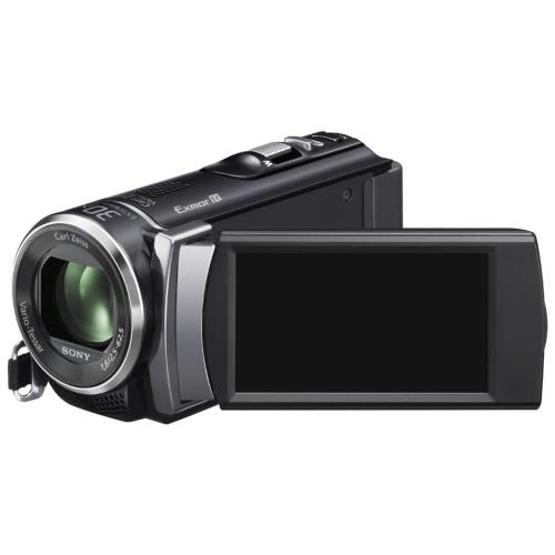 HDRCX200/B High Definition Handycam Camcorder; Black