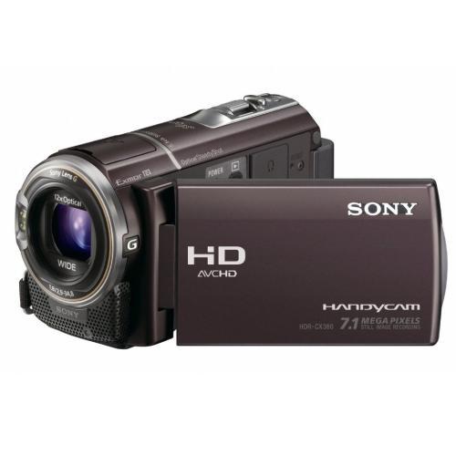 HDRCX360V High Definition Handycam Camcorder