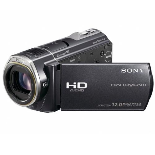 HDRCX500V 32Gb Flash High Definition Camcorder