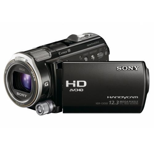 HDRCX560V High Definition Handycam Camcorder