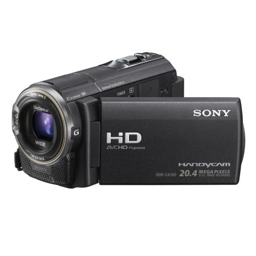 HDRCX580V High Definition Handycam Camcorder