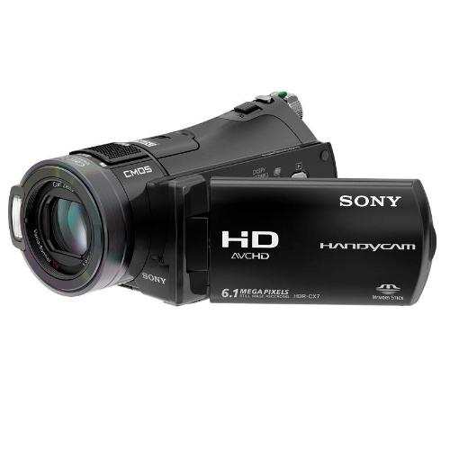 HDRCX7 High Definition Camcorder