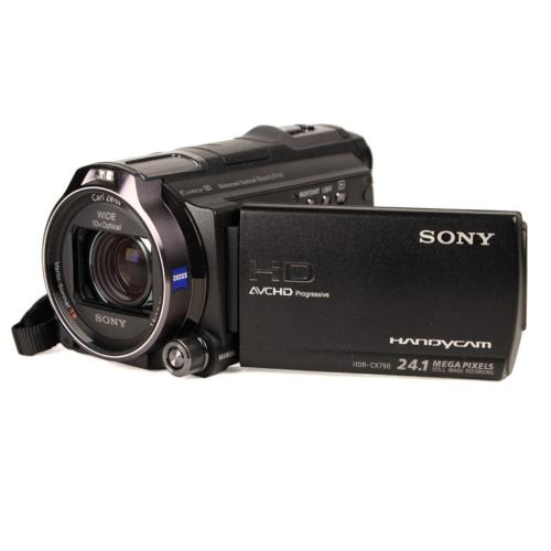 HDRCX760V High Definition Handycam Camcorder