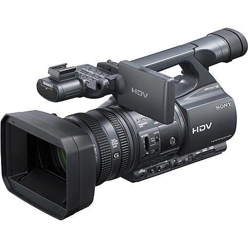 HDRFX1000 High Definition Minidv (Hdv) Handycam Camcorder