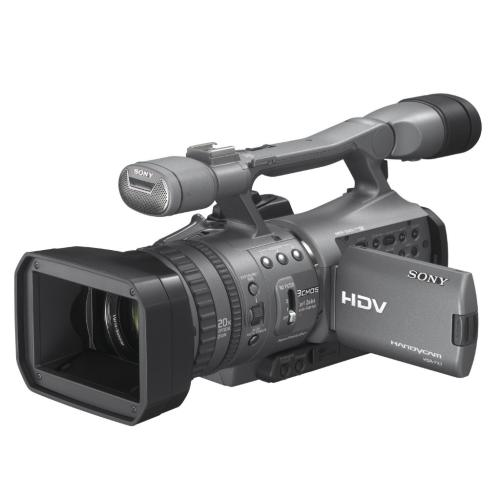 HDRFX7 High Definition Minidv (Hdv) Handycam Camcorder