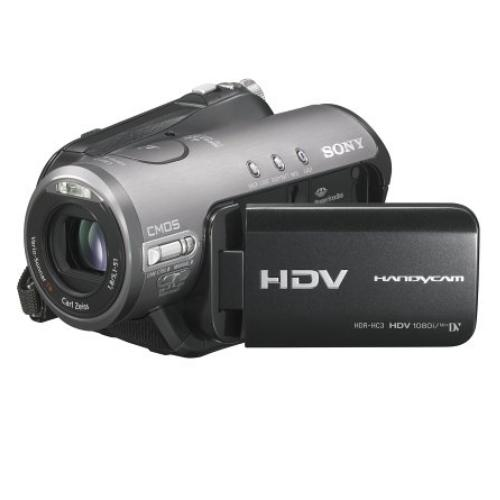 HDRHC3 High Definition Camcorder