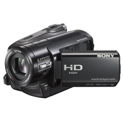 HDRHC9 High Definition Hdv Handycam Camcorder