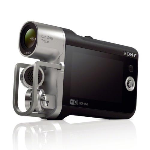 HDRMV1 Hd Camcorder With Premium Audio