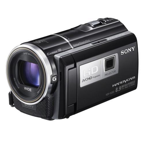 HDRPJ260V High Definition Projector Handycam Camcorder