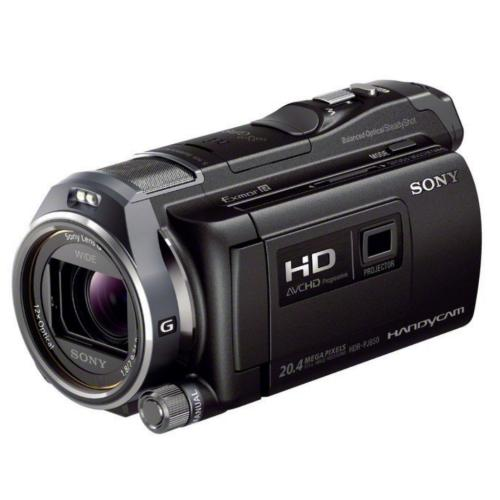HDRPJ650V High Definition Projector Handycam Camcorder