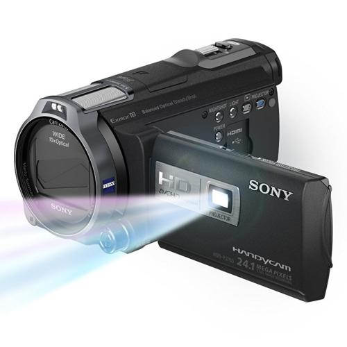 HDRPJ710V High Definition Projector Handycam Camcorder