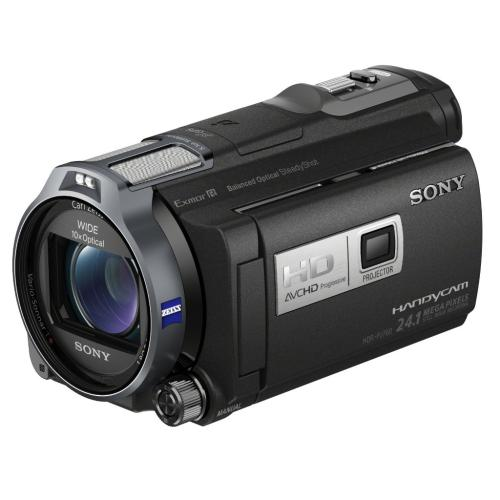 HDRPJ760V High Definition Projector Handycam Camcorder