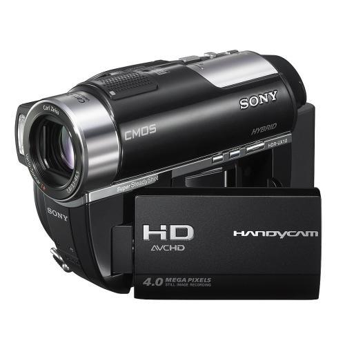 HDRUX10 High Definition Dvd Handycam Camcorder