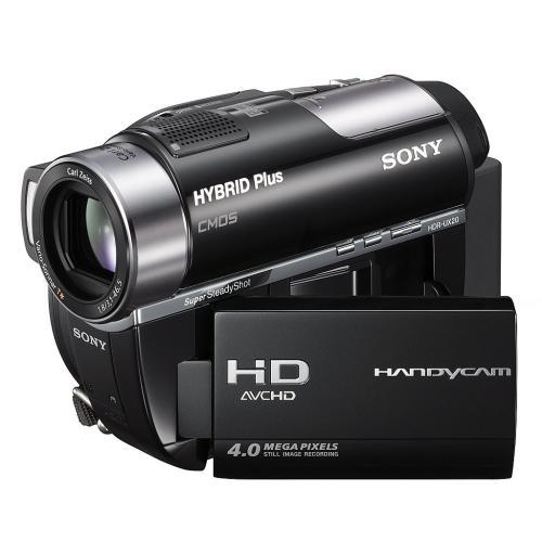 HDRUX20 High Definition Dvd Handycam Camcorder