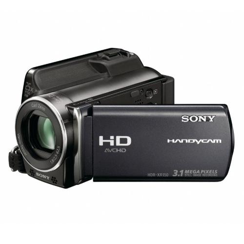 HDRXR150 High Definition Hard Disk Drive Handycam Camcorder; Black
