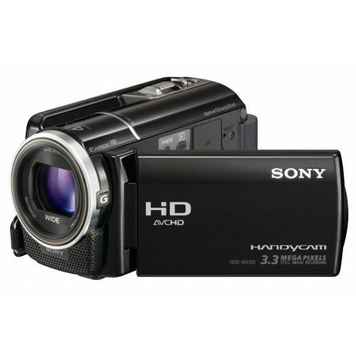 HDRXR160 High Definition Handycam Camcorder