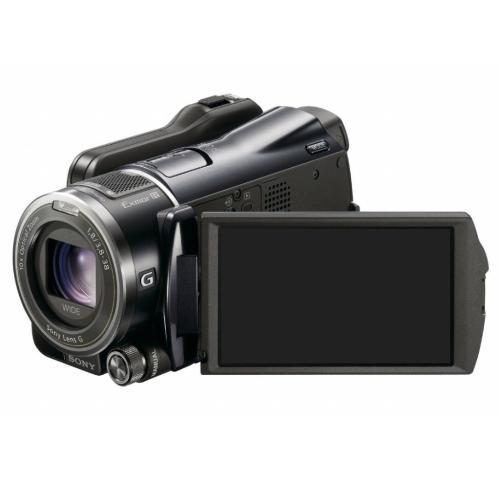 HDRXR550V High Definition Hard Disk Drive Handycam Camcorder; Black