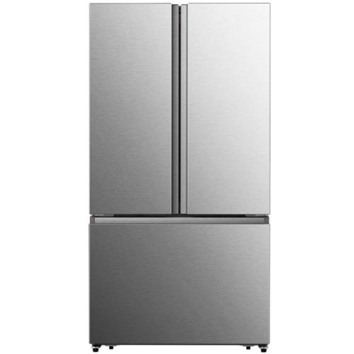 HRF266N6CSE 26.6-Cu Ft French Door Refrigerator With Ice Maker
